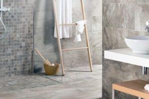 Как выбрать хорошую плитку для ванной комнаты