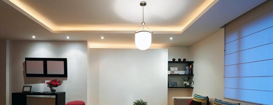 Как выбрать светильники для натяжного потолка – виды, особенности, рекомендации специалистов и дизайнеров