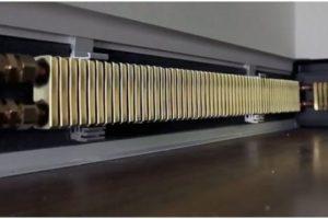 Термоплинтус: монтаж системы тёплых плинтусов своими руками
