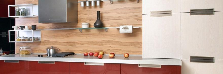 Как выбрать фартук для кухни – эксклюзивную и практичную деталь интерьера