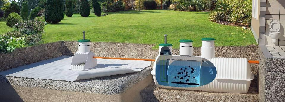 Какой септик (очистное сооружение) выбрать для дачи или загородного дома?
